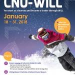 Poster-CNU WILL